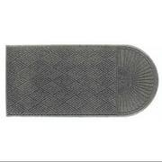 ANDERSEN 22480734144070 Waterhog Eco(TM) Mat, Gray, 4 x 14 ft 4 In