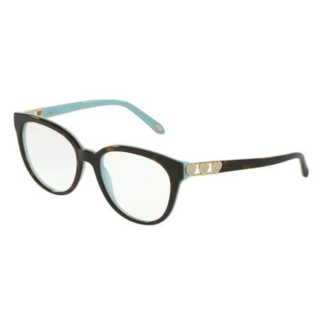 Tiffany 0TF2145 Full Rim Phantos Womens Eyeglasses - Size 52 (Top (Top Eyeglass Designers)