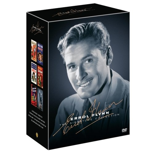 Errol Flynn: The Signature Collection (6-Disc) (Full Frame)