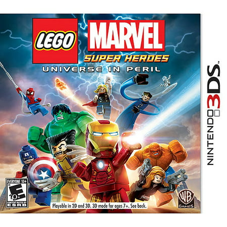 LEGO: Marvel Super Heroes: Universe in Peril, Warner Bros, Nintendo
