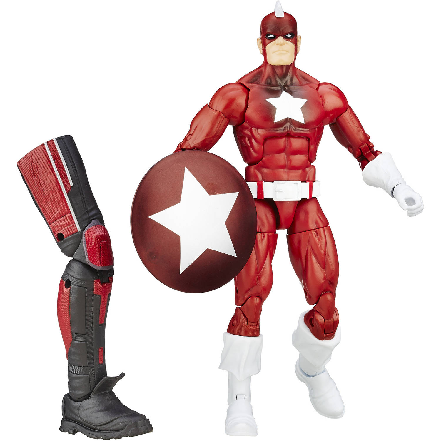 "Marvel 6"" Legends Series Red Guardian Figure"