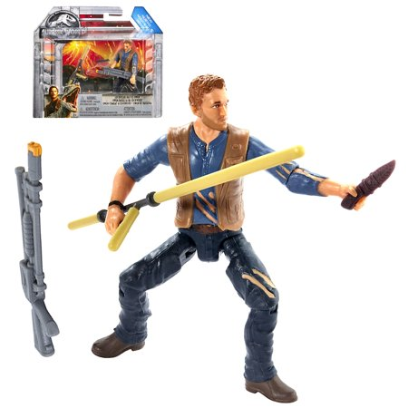 Lockwood Battle Owen Poseable Action Figure 3.75