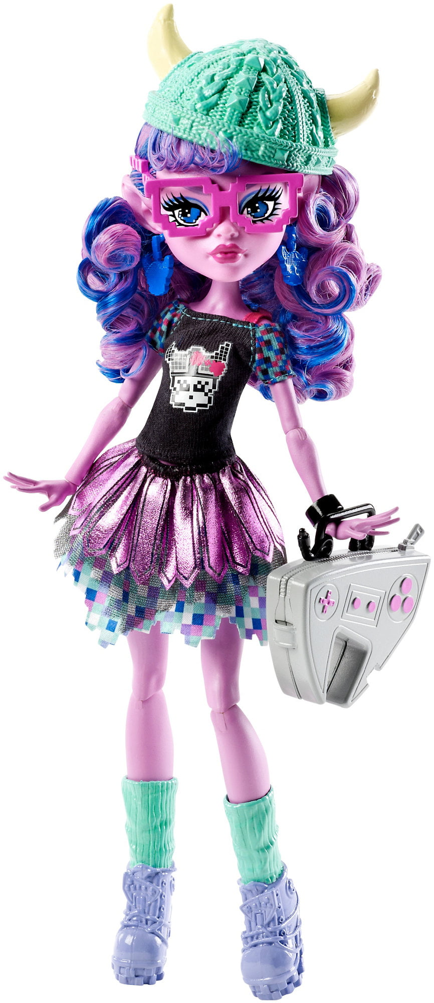 Monster High Brand-Boo Students Kjersti Trollsøn Doll by Mattel