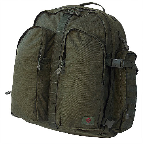 Tacprogear Large Olive Drab Green Spec-Ops Assault Pack