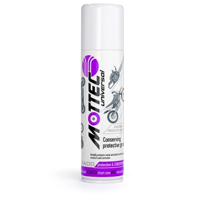 Mottec Conserving protective Lubricant grease Bicycle Motorcycle Scooter Chainsaw