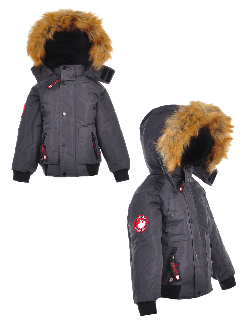 Canada Weather Gear Boys/' Insulated Vest
