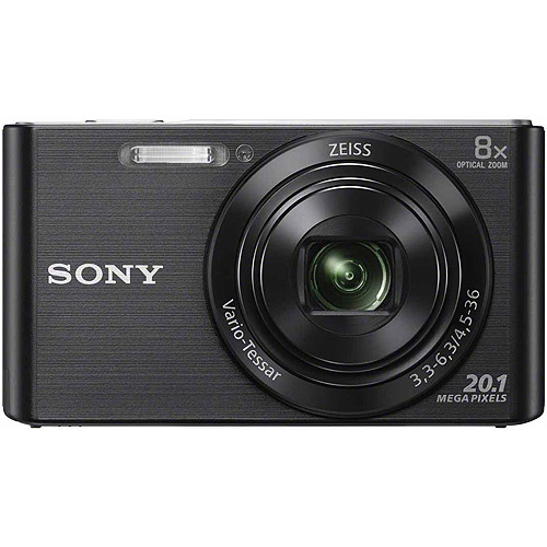 Sony DSC-W830 Digital Camera with 20.1 Megapixels and 8x Optical Zoom (Available in