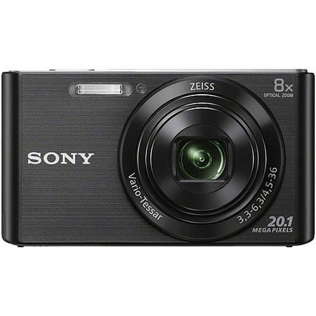 Sony DSC-W830 Digital Camera with 20.1 Megapixels and 8x Optical Zoom (Available in Black or