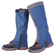 Zupora Leg Gaiters, Waterproof Adjustable Snow Boot Gaiters for Hiking, Walking, Hunting, Mountain Climbing and Snowshoeing Outdoor Snow Knee-pad Skiing Gaiters Leg Protection Sport Safety Leg Warmer