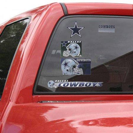 Dallas Cowboys Sticker Decals - No Size for $<!---->