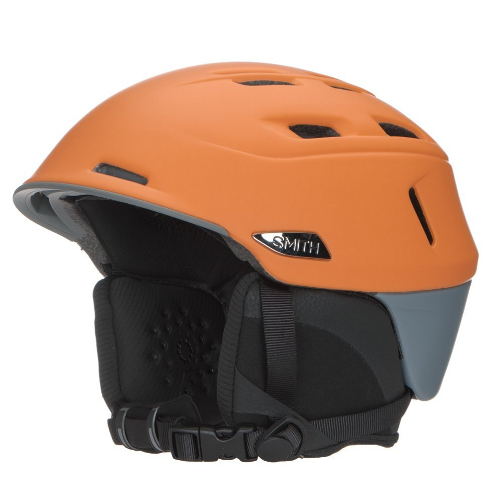 Smith Camber Helmet Matte Reactor   Black Large, AirEvac 2 Ventilation By Smith Optics by