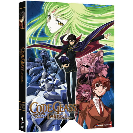 Code Geass Lelouch Of The Rebellion: The Complete First Season