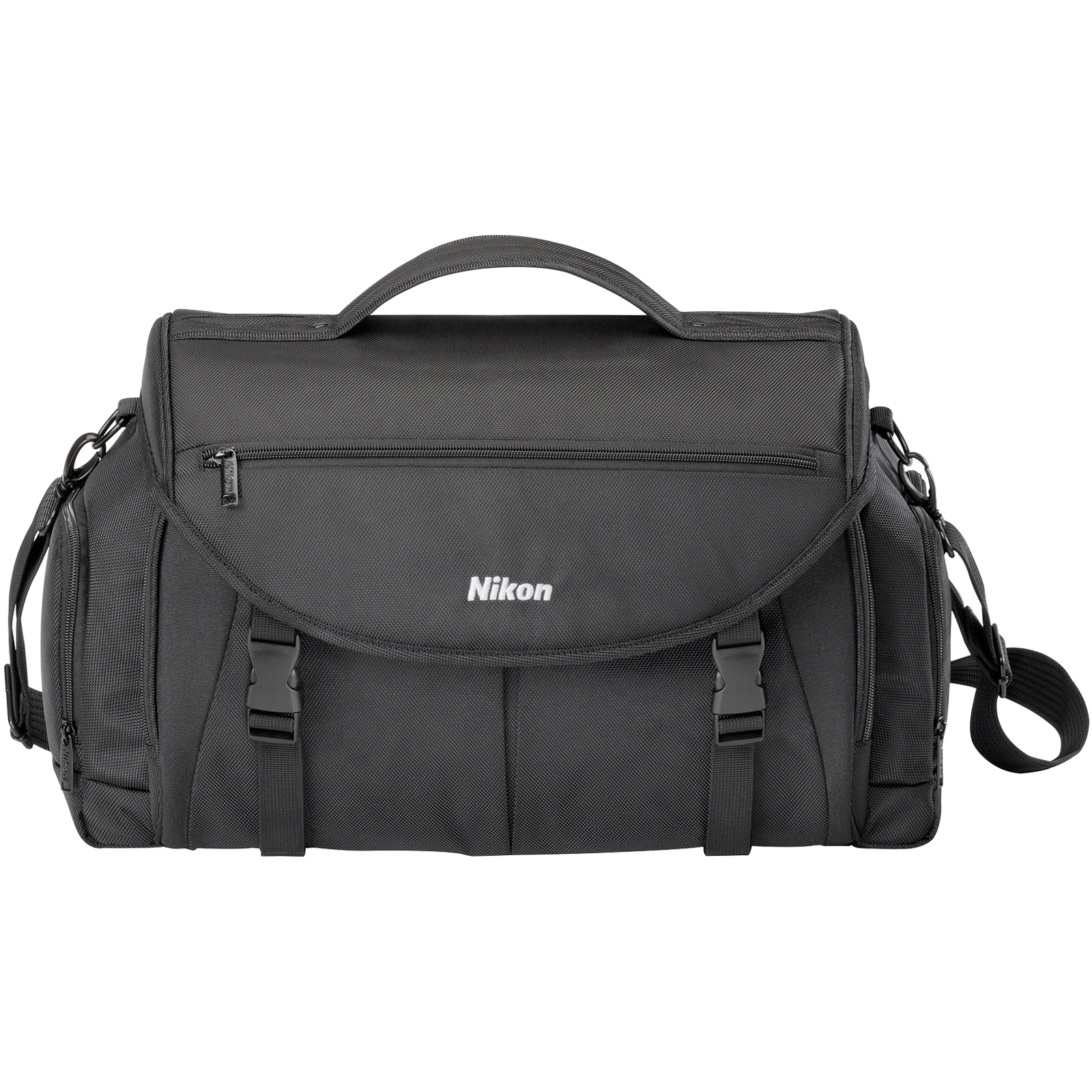 Click here to buy Nikon 17008 Large Pro DSLR Camera Bag by Nikon.