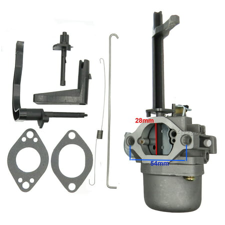 Replacement Carburetor - Replacement Carburetor Carb for Briggs and Stratton 699966, 697978