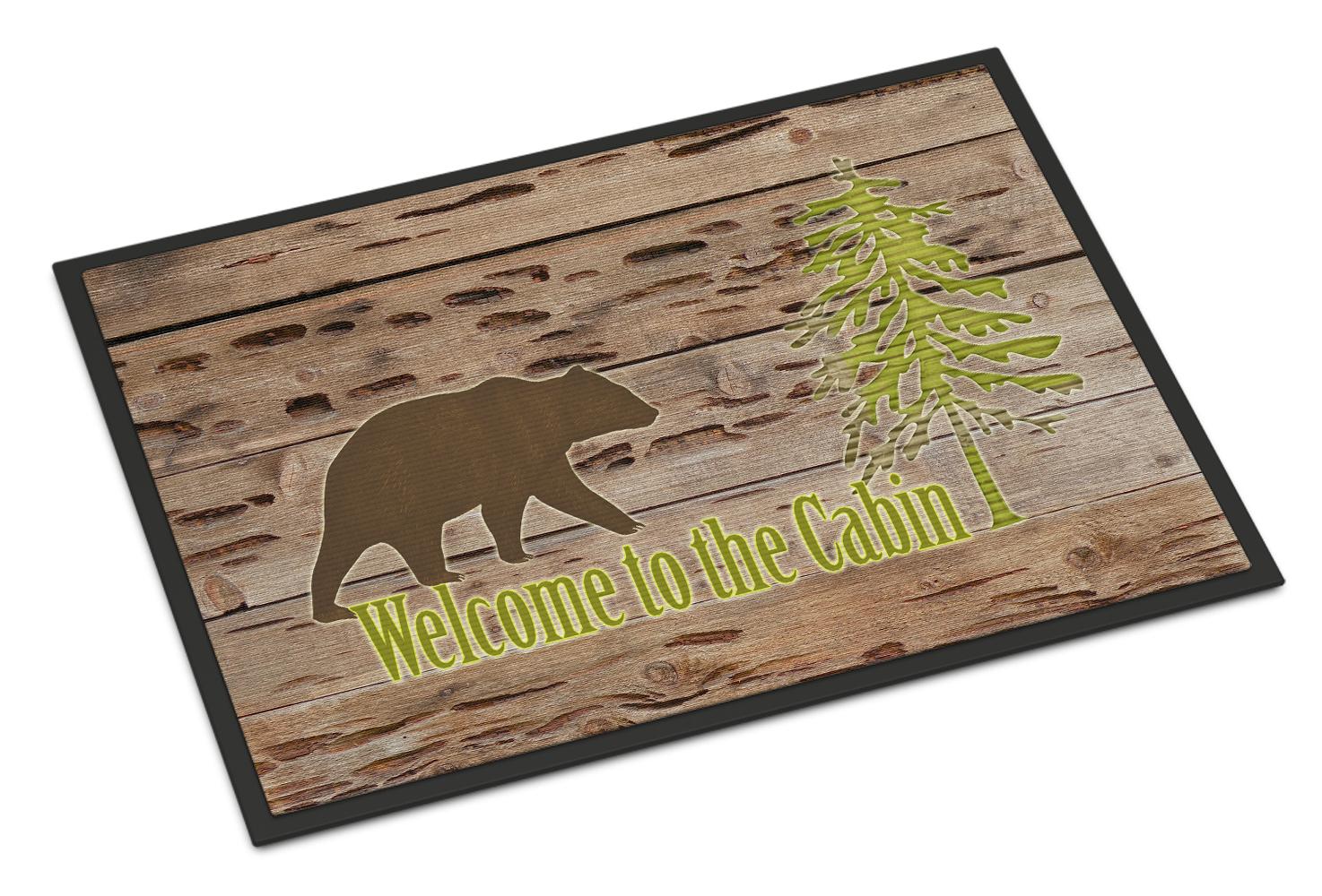 Welcome To The Cabin Door Mat