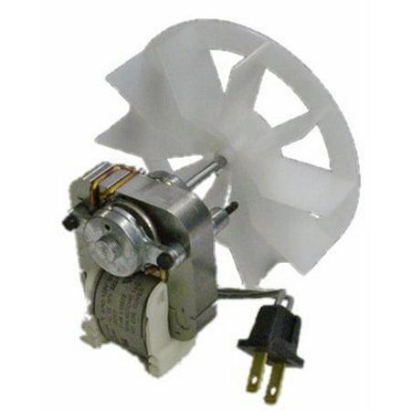 Broan Fan Motor and blower wheel 97012041, 50 CFM, .9 amps; 120 Volts (Furnace Blower Motor Bryant)