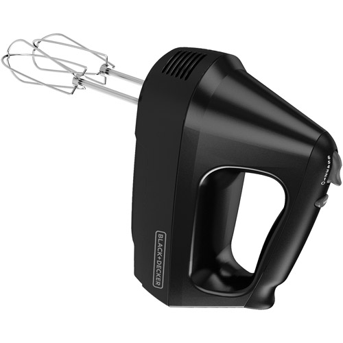 Black & Decker 6-Speed Hand Mixer