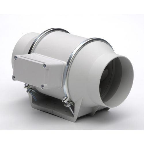 Mixed Flow Duct Fan,4 In. Dia. SOLER & PALAU TD-100