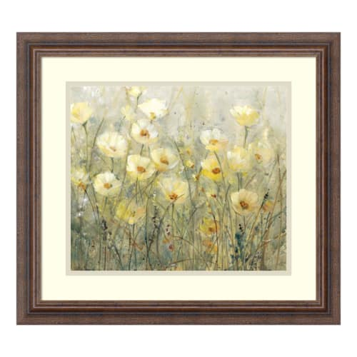 "Amanti Art DSW1419937 18-5 8 Inch x 20-5 8 Inch ""Summer in Bloom I"" Framed... by Amanti Art"