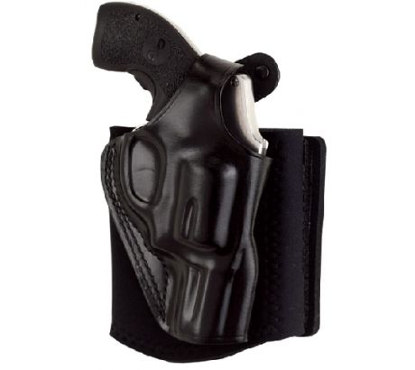 Galco Ankle Glove Ankle Holster,Black,Right Hand,Sig P238 by Galco