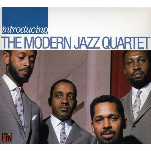 Introducing: The Modern Jazz Quartet (Eng)