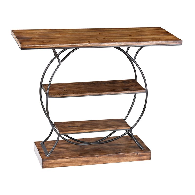 Elk Lighting 3 Tier Console Table by Sterling