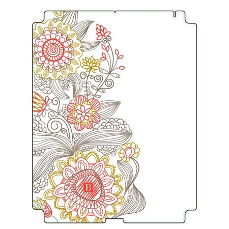 Pierre Belvedere 076860 Removable Skin for Apple iPad 2 - Lace