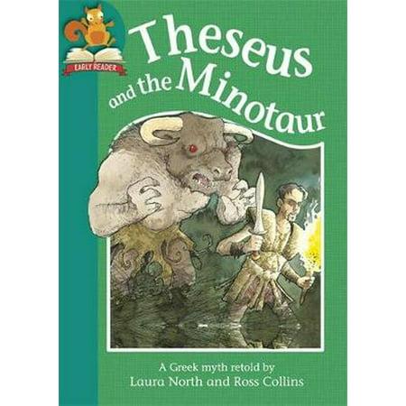 Theseus and the Minotaur (Theseus And The Minotaur Myth For Kids)