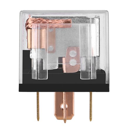 JD2912 DC 12V 40A 5 Pin Post Car Relay Double Contact Car Switch Power Relay - image 5 of 5