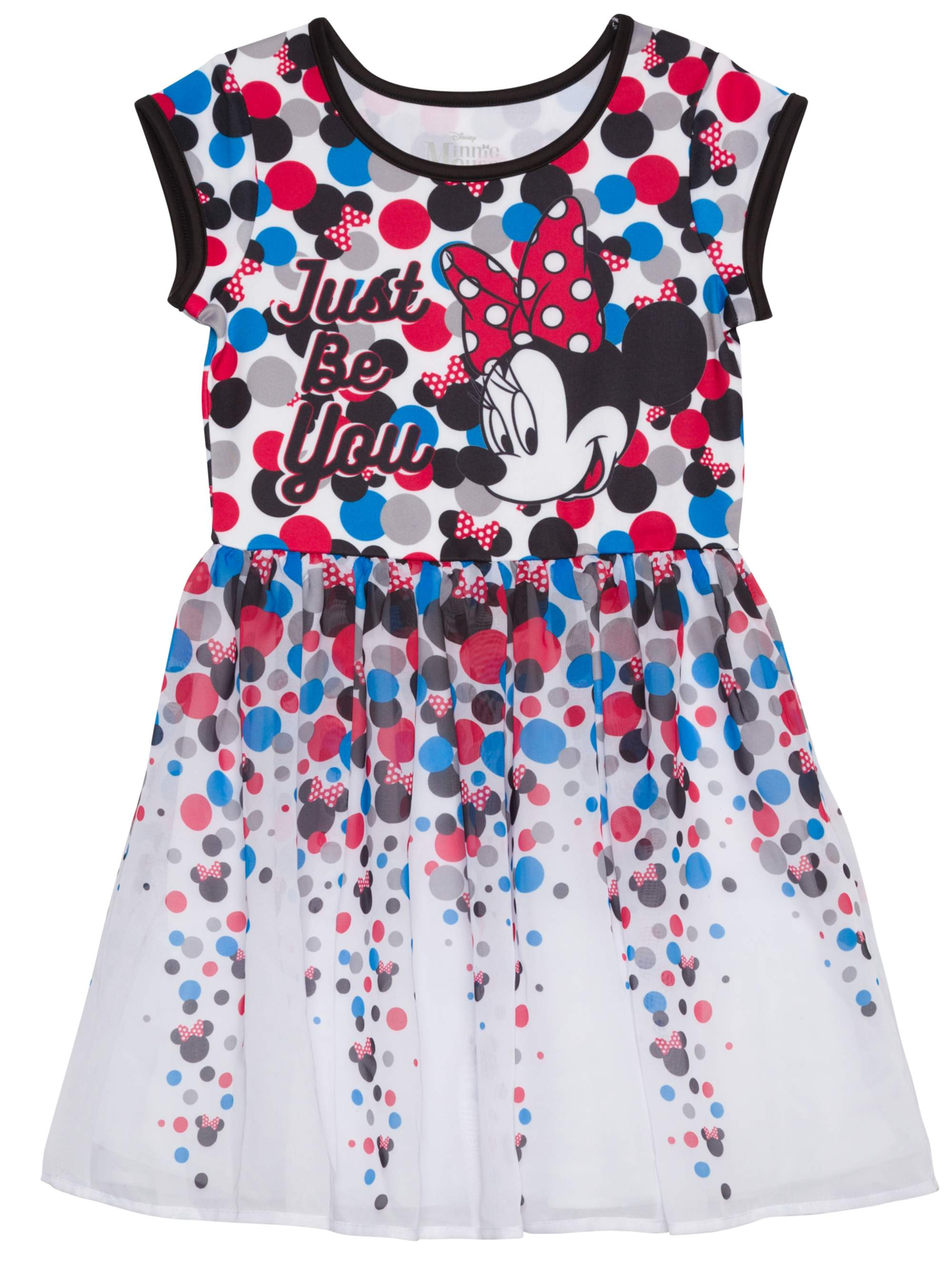 Disney Girls' Fit-and-Flare Dress