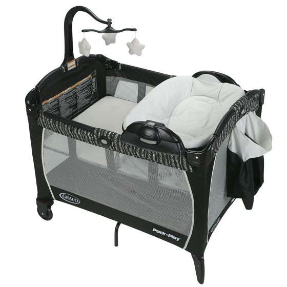 Graco Pack N Play Portable Napper Changer Playard Affinia