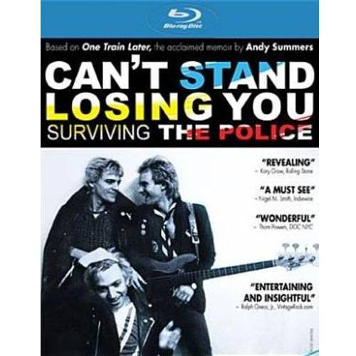 Can't Stand Losing You: Surviving The Police (Blu-ray) CLSBRCLS1203