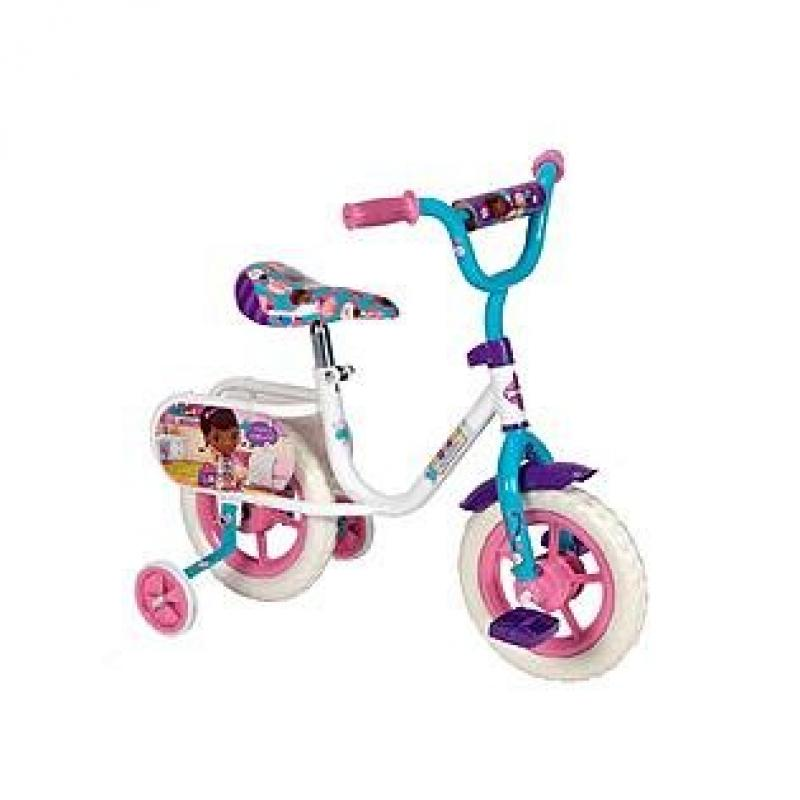 Disney 10 Doc McStuffins Girls Bicycle by Huffy by
