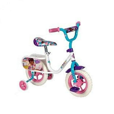 e700f598850 Disney 10 Doc McStuffins Girls Bicycle by Huffy - Walmart.com