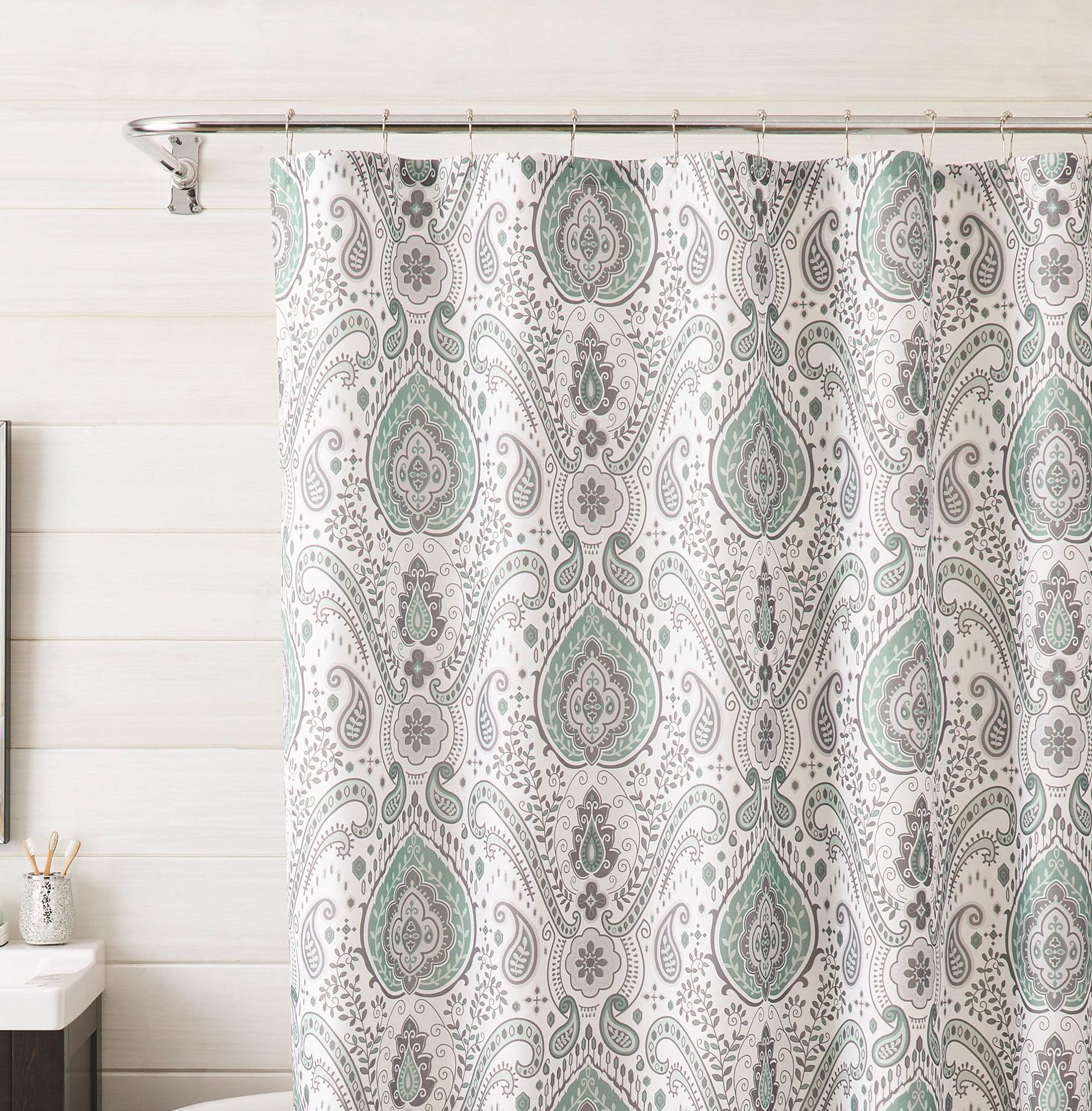 Better Homes Gardens 14 Piece Geometric Shower Curtain Set