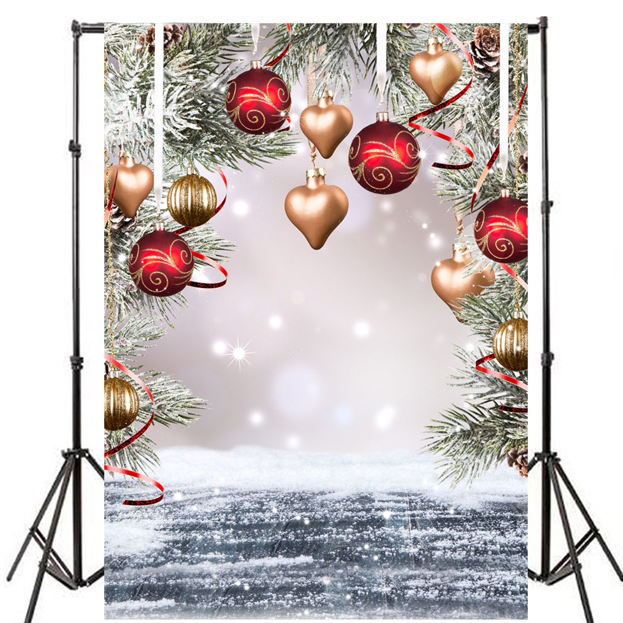 NK HOME Studio Photo Video Photography Backdrops 5x7ft Dangling ...