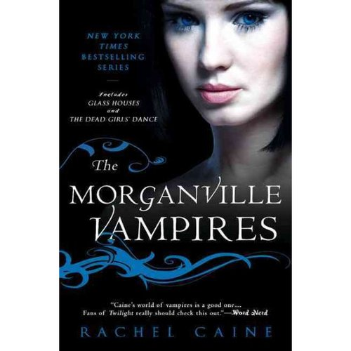 The Morganville Vampires: Glass Houses and the Dead Girls' Dance