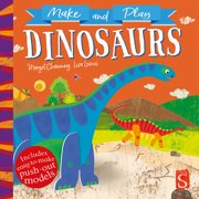 Make and Play: Dinosaurs (Board book)