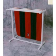 Outdoor Lamp company 405B Portable Outdoor 5 Bar Towel Rack - Bone