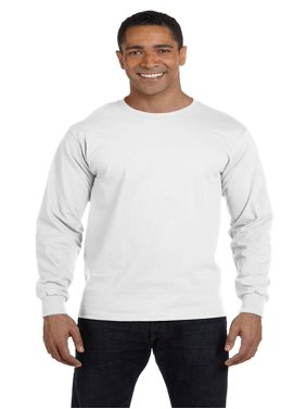 07c89fb2d0cfe Product Image Hanes Men s TAGLESS Comfortsoft Long-Sleeve T-Shirt