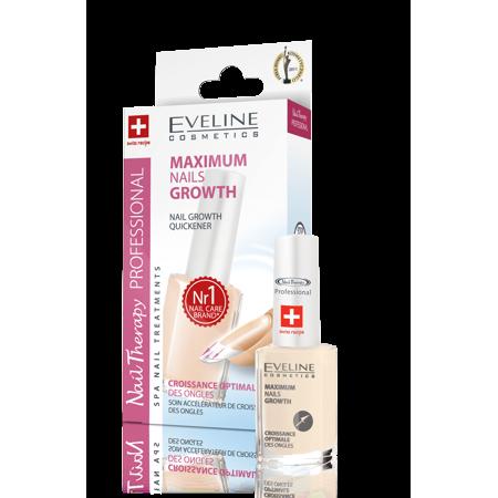 Eveline Cosmetics Maximum Nail Growth Quickener - Walmart.com