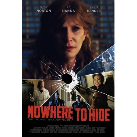 Nowhere to Hide DVD
