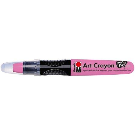 Marabu Mixed Media Art Crayon Rose Pink