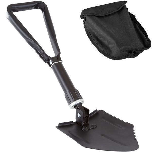 Portable Folding Emergency Entrenching Survival Shovel