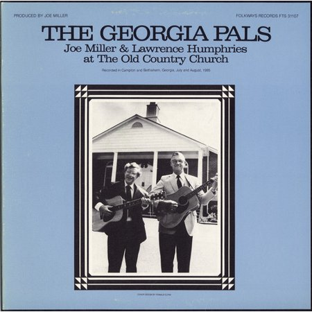 Smokey Joe Miller & the Georgia Pals - Georgia Pals