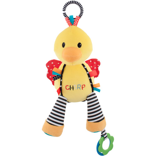 Sassy Activity Chick Attachable Toy