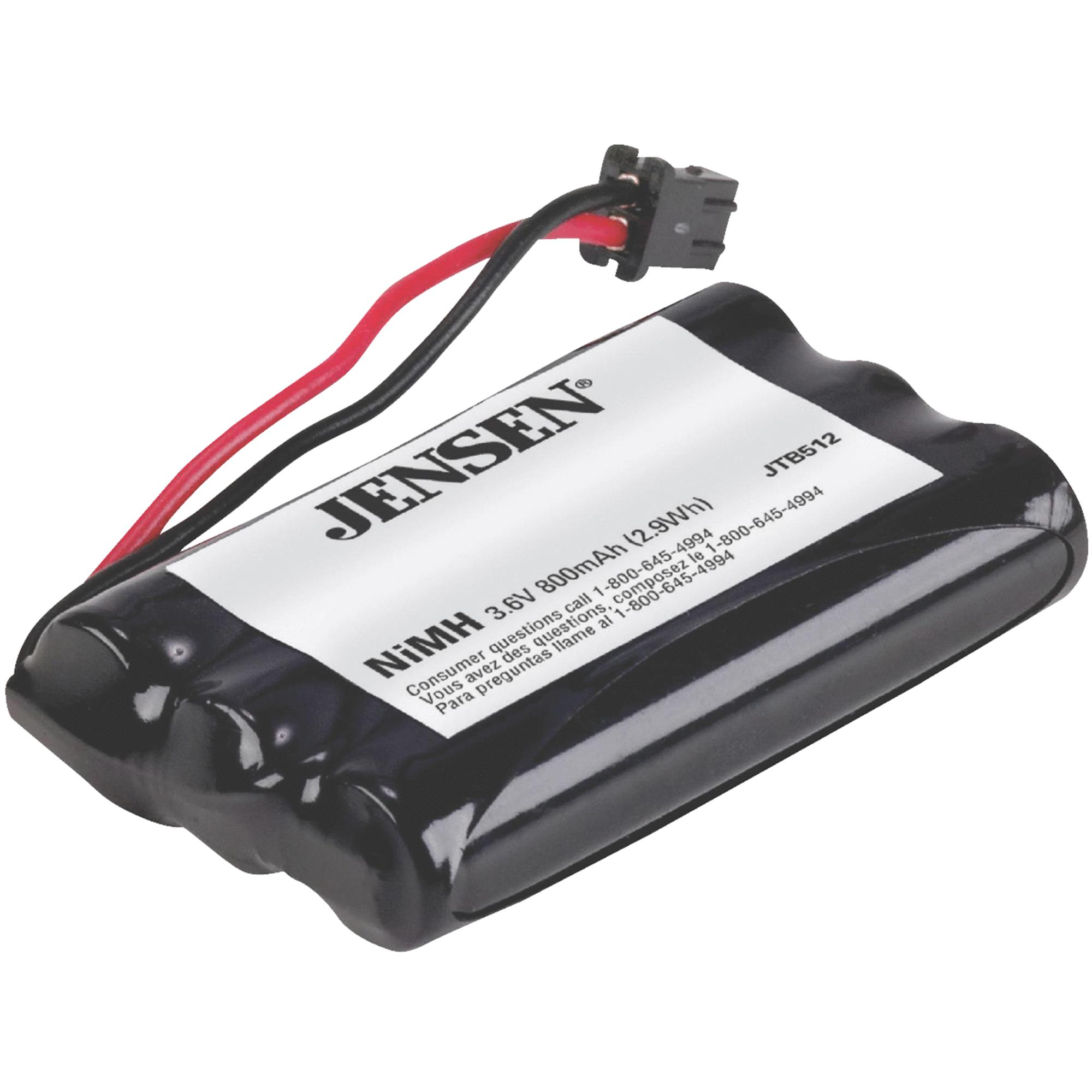 Jensen Ni-MH Cordless Phone Battery