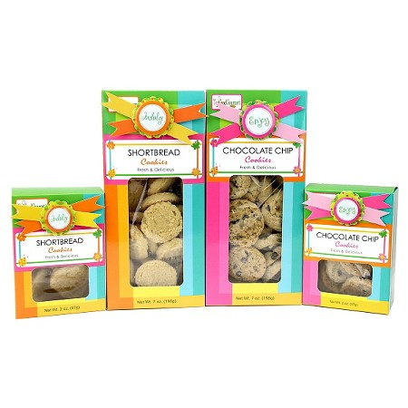 3 Each Too Good Gourmet Cookies And Bars by