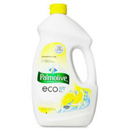 Colgate-Palmolive CPC42706CT Eco Plus Dishwasher Gel, 6 Per Carton
