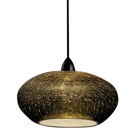Wac lighting artisan glass bowl pendant shade Artisan glass pendant lights